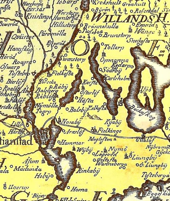 karsholm-map-history